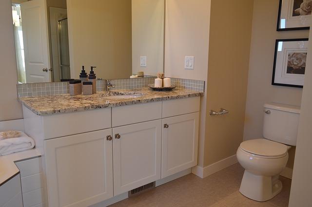 badeværelse efter renovering