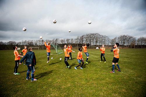 fodbold efterskole levring efterskole